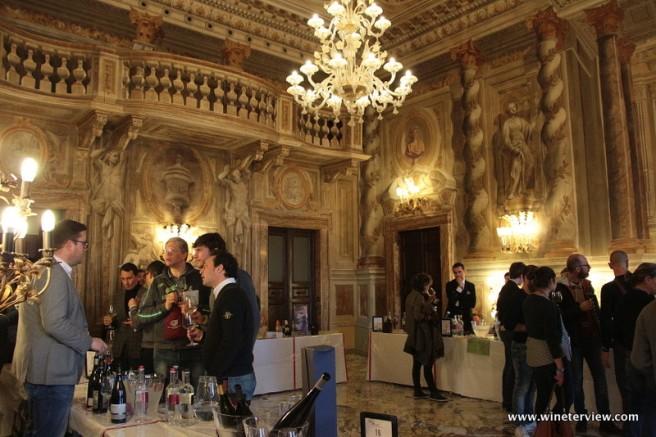 grand hotel continental siena, wine & siena, wine and siena festival, degustazione vino, wine tasting, trento wine,lageder, lageder wine