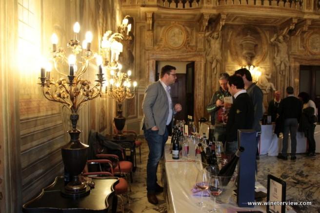 grand hotel continental siena, wine & siena, wine and siena festival, degustazione vino, wine tasting, trento wine, lageder, lageder wine